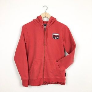 Patagonia Pointed West Midweight Full Zip Hoody